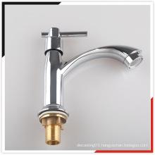 Classic zinc die casting brass bathroom basin faucet