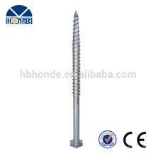 High quality widely use wholesale hot dipped galvanized ground plug