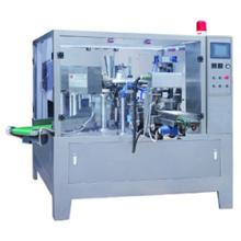 Machine d'emballage rotative pour aliments