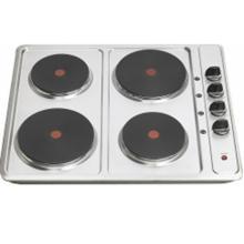 Cooktop elétrico de 60cm com 4 pratos quentes