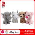 Wholesale Elephant Sheep Bear Pig Stuffed Toy Plush Doll