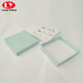 9 pieces square macaron paper box custom