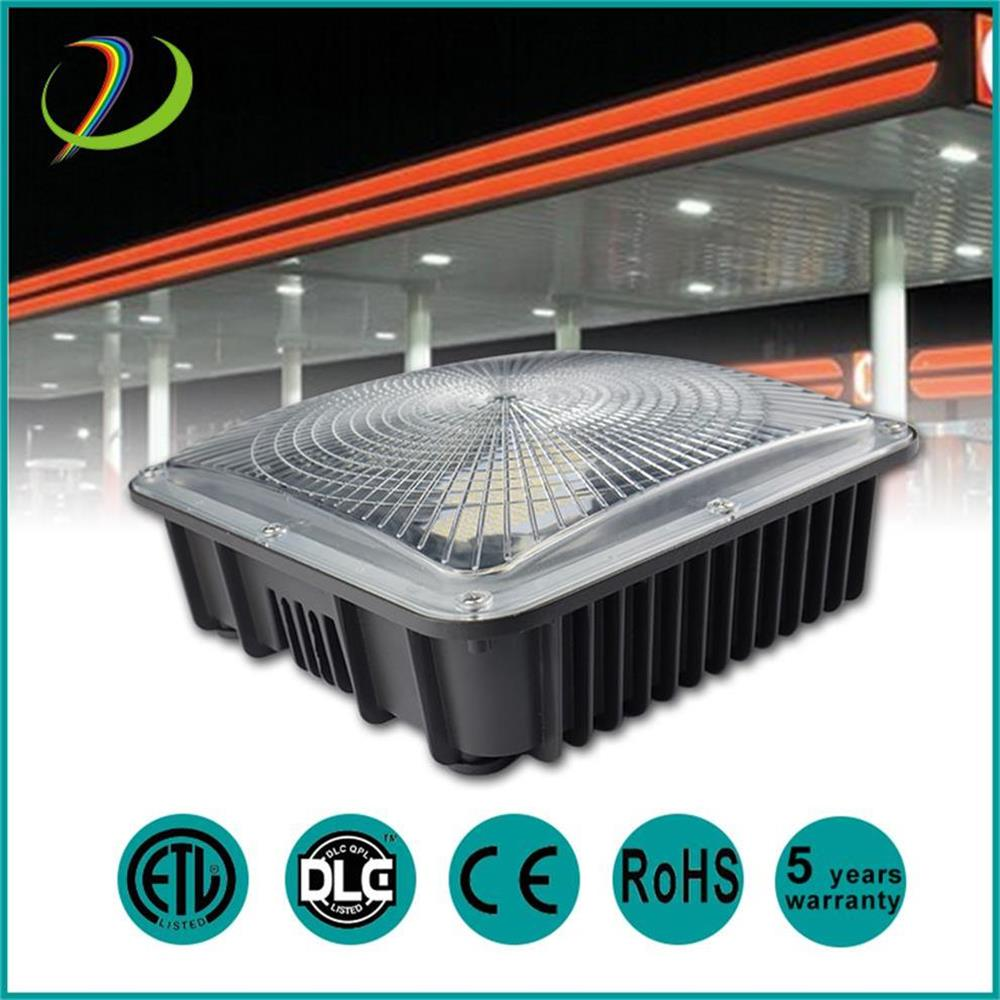 DLC Led Canopy Lights for Petrol Station
