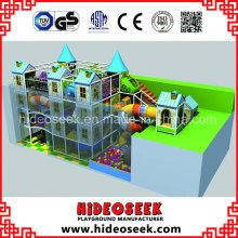 Castle Style Indoor Playground Equipment à vendre