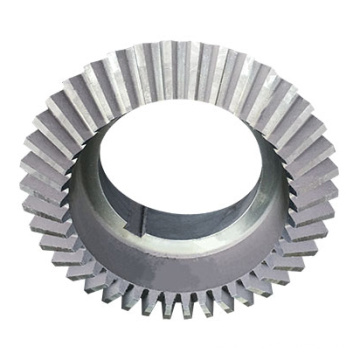 crusher parts mini rock cone crusher spares pionion price