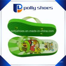 Alta qualidade eva cartoon chinelos para criança