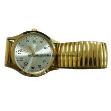 Промо-аналоговые Кварцевые резинкой наручные часы с Японией movt