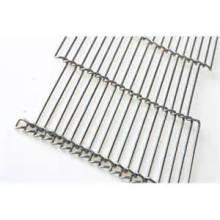 Grade de aço inoxidável Flat Grade de arame flexível