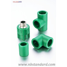 PPR Fitting/Plastic Fitting/Brass Insert Fitting/ Female and Male Thread Fitting