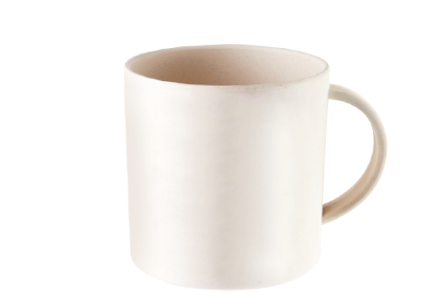 Bamboo Fiber Coffee Drinking Cup with Handle