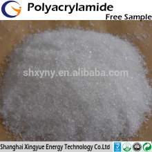 Haut degré ionique floculant cationique polyacrylamide CPAM
