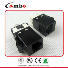 Made In China Cat 6 Keystone Jack Competitive Factory Price