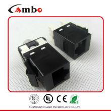 Сделано в Китае Cat 6 Keystone Jack Competitive Factory Price