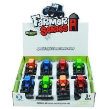 Simulations-Plastikmodell-Landwirt-Auto ziehen Auto mit En71 zurück (10227709)