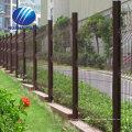 cerca de malha de arame revestido em pó cerca de proteção de cerca soldada em pó