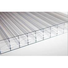 Folha de policarbonato Folha de multiwall Folha de parede 7-X