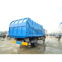 Dongfeng 15000L garbage truck dimensions, 4x2 Refuse Collector