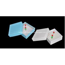Einfrieren von Karton Aufbewahrungsbox