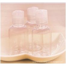 Portable Travel Cosmetic 50 Ml Bouteille, bouteille de douche de fluide de coiffure