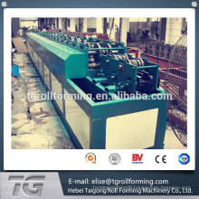 high quality effective storage shelf pillar roll forming machine