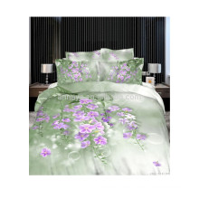 Good Price Home Textile 100% Cotton 3D Bedding Set from China Manufacturer