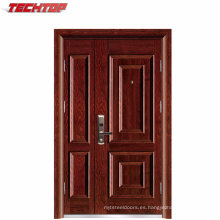 TPS-036 1A Steel Security Industrial Son y Mother Door Door Door Design