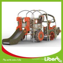 Truck Design PE Board Équipement d'aire de jeux pour enfants LE.PE.014