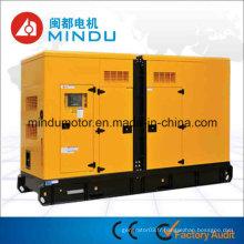 Groupe électrogène diesel silencieux de 200kw Yuchai à faible bruit