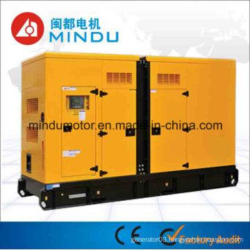 Low Noise Silent 200kw Yuchai Diesel Generator Set
