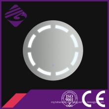 Jnh205 2016 Hotel Proyecto espejo de baño redondo con luz LED