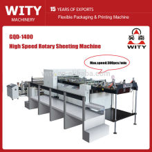 Hochgeschwindigkeits-Papier-Rotationsschneidemaschine