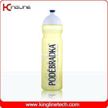 Plastik-Sport-Wasser-Flasche, Plastik-Sport-Flasche, 900ml Sport-Wasser-Flasche (KL-6910)