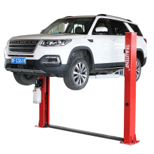 hydraulic 4 tons/4.5tons 2 post car lift for auto maintenance