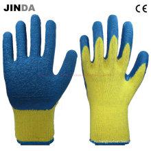 Ls015 Латексные защитные перчатки