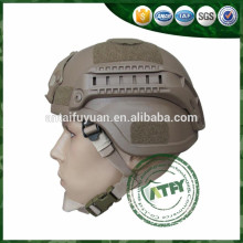Ballistic Helmet NIJ IIIA for military operation with NVG & RAILS