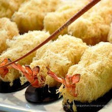 Crispy japanese fried assorted coating tempura flour