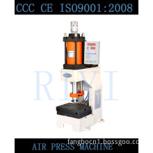 1 ton air press machine