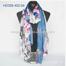 länglicher Polyester-Schal für Herbstaktion