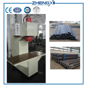 C Frame Pipe Straightening Hydraulic Press 800Ton