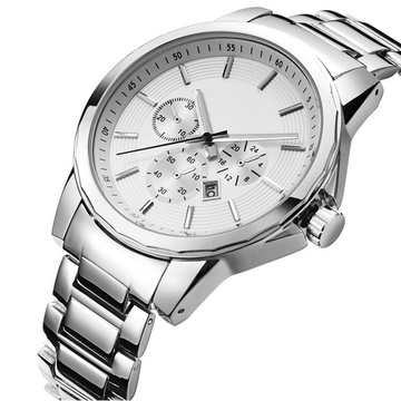 2016 New Style Quartz Watch, Fashion Stainless Steel Watch Hl-Bg-180