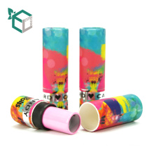 Empty Lipstick Tube Custom Kraft Lip Balm Tubes