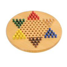 Wooden Checkers Game Chess Game (CB2251)