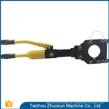 Entrega rápida engrenagem extrator de aço blindado cortador Cu / Al cortadores de cabo de corte manual de ferramenta hidráulica