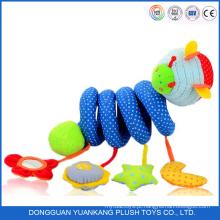 Cama de bebê pendurado brinquedo bonito bebê brinquedos para crianças crianças