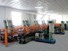 Multi-Mixing Heads Automatic Mixing Additive Color Component Foaming Line