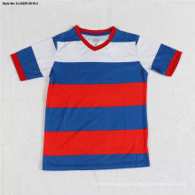 OEM 3D Sublimation Printed 100% Polyester T Shirt Made in China