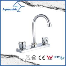 Deux robinets de cuisine en plaques ABS de 8 po (AF8047-5)