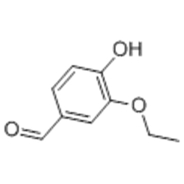 Ethyl vanillin CAS 121-32-4