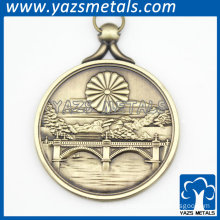 Antique plated high quality remarkable pendant