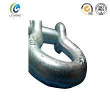Alloy steel clevis bow steel